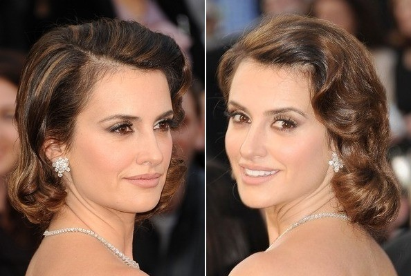 penelope cruz oscars 2012 hair Oscars 2012: The Best Hairstyles