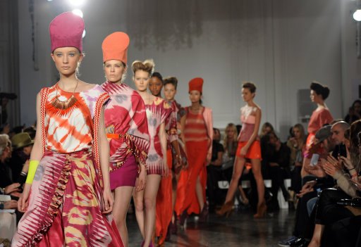 sass bide LFW London Fashion Week: Confirmed Schedule Autumn/Winter 2012