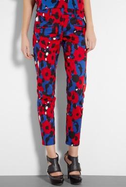 p1 536572 Top Ten: Floral Printed Trousers