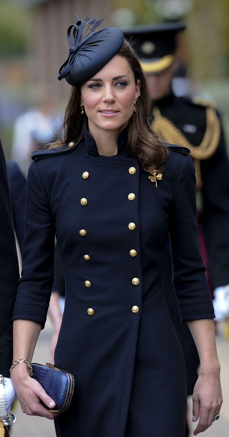 Kate Middleton Recycles Missoni Coat For Jubilee Tour With