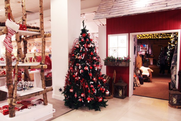 Selfridges Christmas 2012 Shop Opens [PHOTOS]