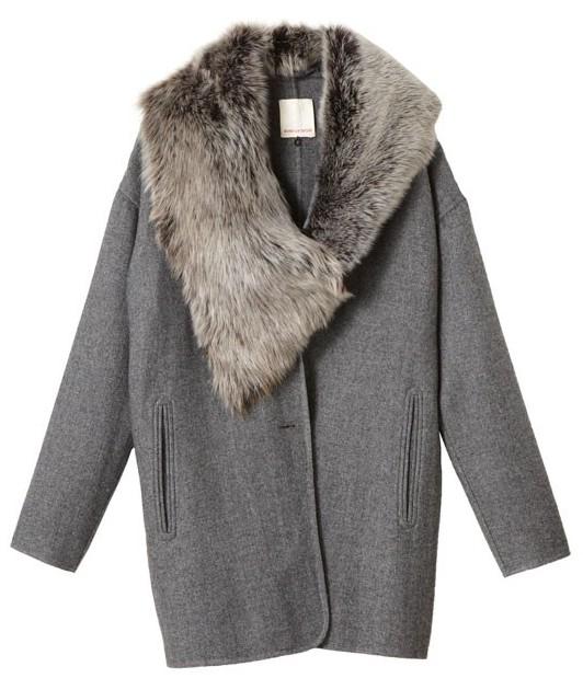 Rebecca Taylor Fur Collar Coat e1350296858797 Top 20: Cosy Coats for Autumn/Winter 2012