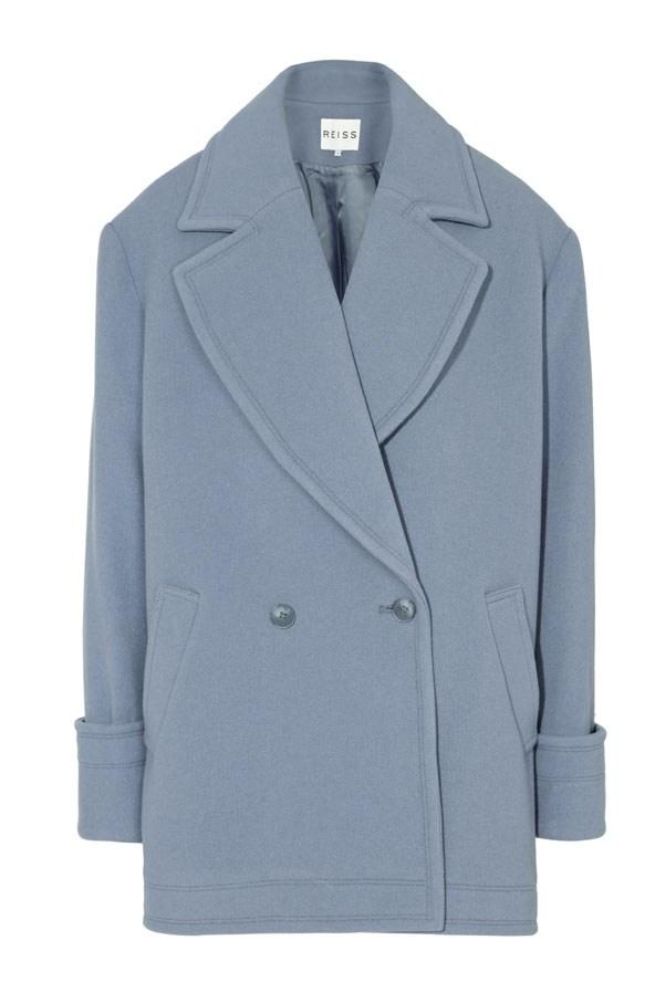 Reiss Lois Coat Top 20: Cosy Coats for Autumn/Winter 2012