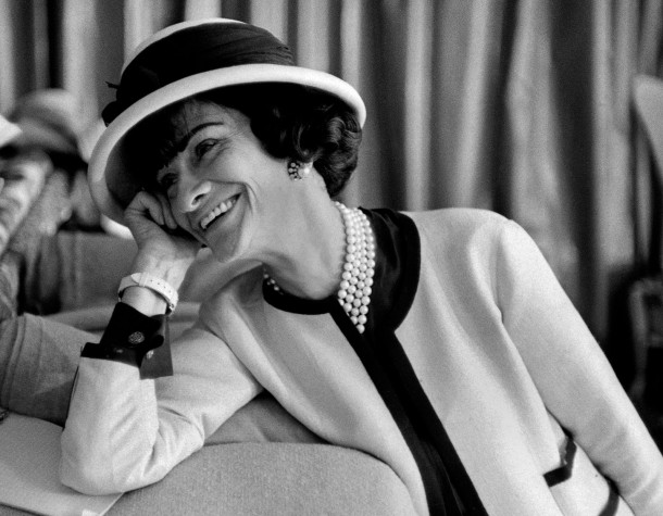 chanel quotes 610x475 Top 10 Coco Chanel Quotes on Fashion and Style