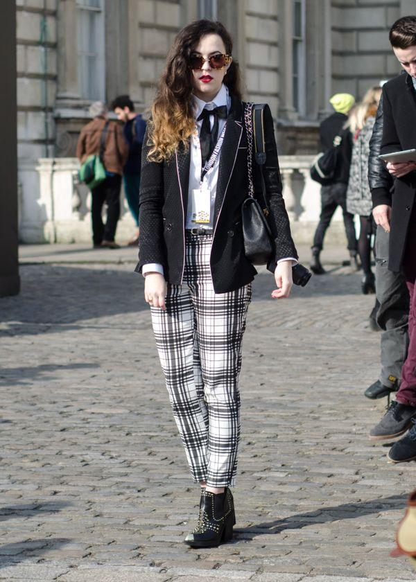 london-fashion-week-street-style - 5
