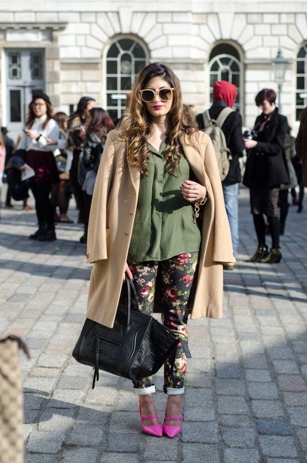 london-fashion-week-street-style - 8