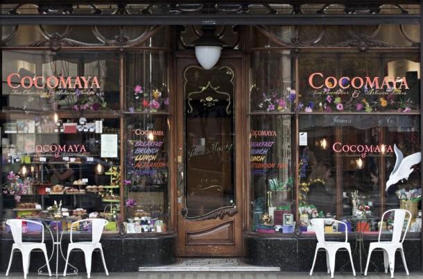 Cocomaya 610x402 London's Top 10 Cake Shops & Pâtisseries