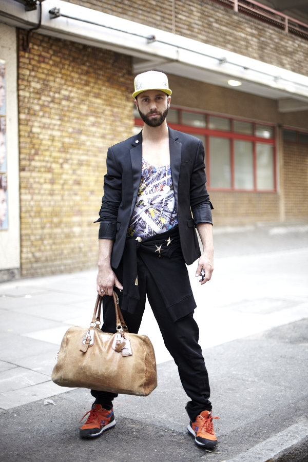Street Style Day 3381