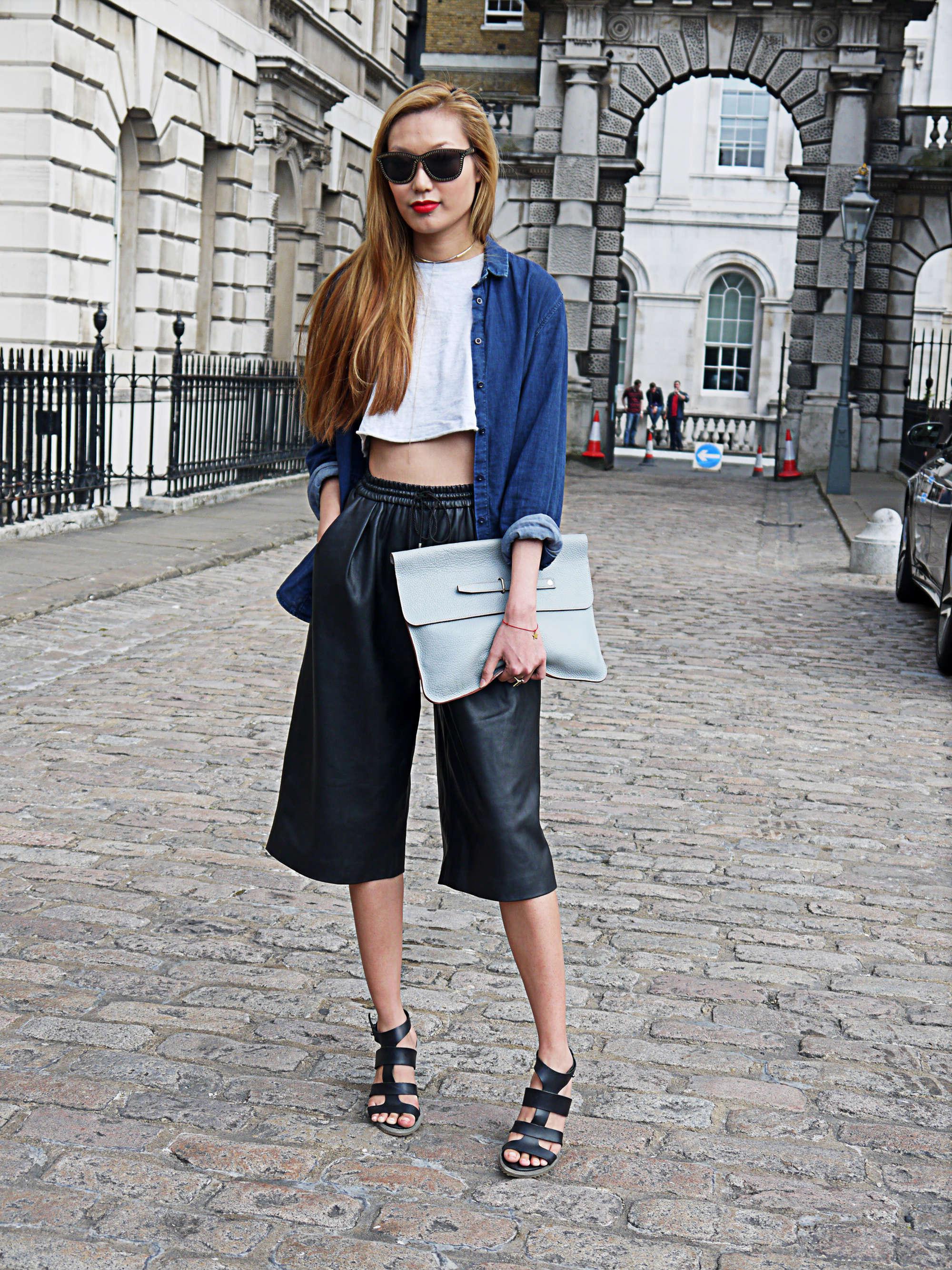London Fashion Week Ss15 Street Style Day 2 Ldnfashion