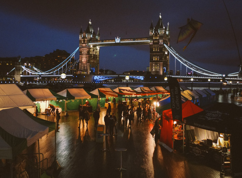 london christmas markets 2014